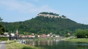 Sachsen, Elbufer